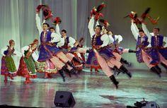 Poland - National dance Krakowiak