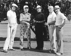 Caddyshack (1980): awesome outfits