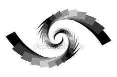 Descargar - Movimiento en espiral #9. diseño abstracto — Ilustración de stock #3816407 Bath Bomb Molds, Bath Bombs, Image, Spirals, Illustrations