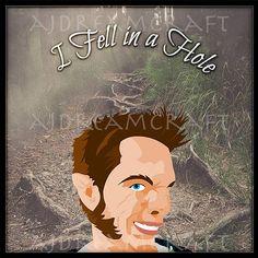 Teen Wolf Liam Dunbar I Fell In a Hole...