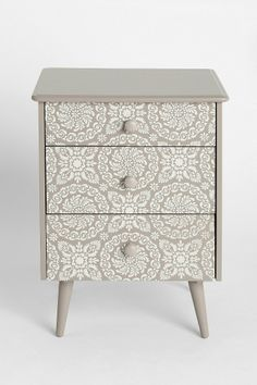 Plum & Bow Tallulah Side Table - I could find something like this at a thrift store.