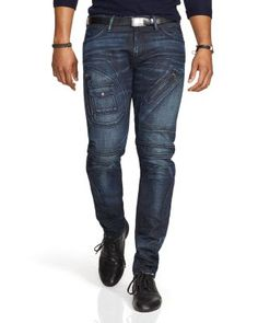 Polo Ralph Lauren Trailmaster Slim Fit Jeans | Bloomingdale's