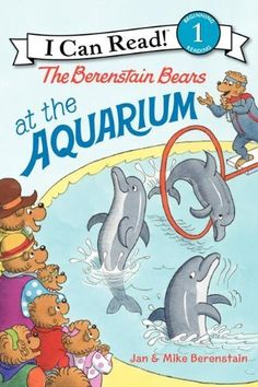 The Berenstain Bears at the Aquarium (I Can Read Book 1) by Jan Berenstain, http://www.amazon.com/dp/0062075241/ref=cm_sw_r_pi_dp_qatGrb1FXS3RA