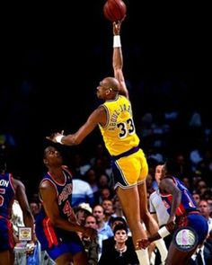Kareem Abdul-Jabbar-this shot is the most perfect thing in all sports