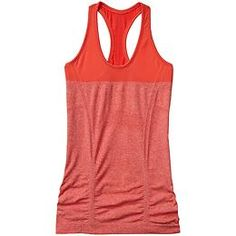 b68c11c97 Color Block Fast Track Tank - The most comfortable seamless base layer ever  that puts breathable