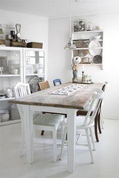 10+ bästa bilderna på Bra sidor bord   inredning, matbord