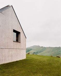Enduring Charm: 7 Austrian Homes Wrapped in Wood - Architizer