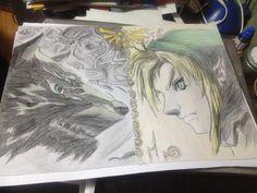 Zelda Drawing by Kazyonx on DeviantArt