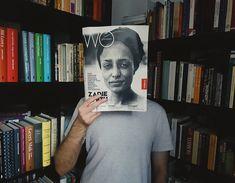 My name is Zadie  #czytam #zadiesmith #wysokieobcasy #gazetawyborcza #wo #books #książki #terazczytam #vzcowarsaw #igerswarsaw #czytanie #read #booknerd #booklover #książka #prasa #wyborcza #sobota #polishboy