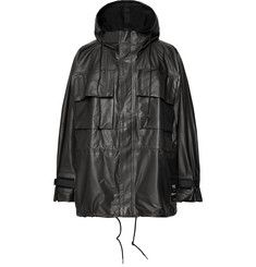 Oversized Gore-tex Hooded Jacket In Black Fashion News, Mens Fashion, Mr Porter, Oversized Jacket, Designer Clothes For Men, Gore Tex, Nike Jacket, Hoods, Hooded Jacket