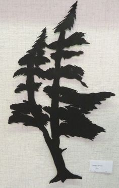 """Windy Pines"" • by Wayne Rose • metal • 20 X 15 