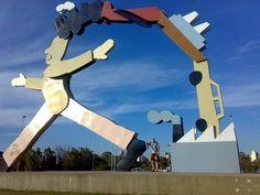 Pinacoteca Fantástica: Hombre Urbano, Cordoba Argentina