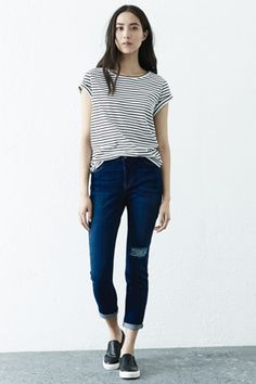 Check out this Girlfriend Jean from Warehouse.