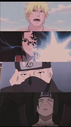 Sasuke Uchiha Shippuden, Sasuke X Naruto, Naruto Shippuden Sasuke, Anime Naruto, Naruto Shippuden Characters, Naruto Comic, Wallpaper Naruto Shippuden, Naruto Cute, Haikyuu Anime