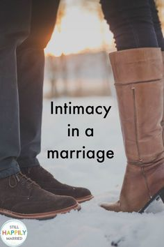 Why Intimacy in Marriage is Important