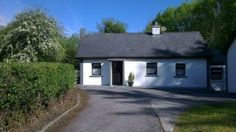 Headford Vacation Rental - VRBO - 2 BR County Galway Cottage in Ireland, Secluded Cottage on 2 Acres Near Galway Sleeps 6 Self Catering Cottages, Irish Cottage, Home And Away, Acre, Countryside, Shed, Outdoor Structures, Cabin, Smoke