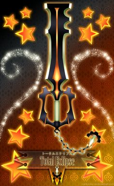 Total Eclipse Keyblade
