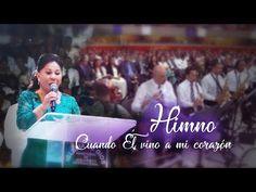 Hna. María Luisa Piraquive, Himno: Él vino a mi corazón - IDMJI - YouTube
