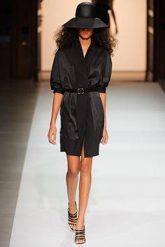 Martin Grant Spring 2013 Ready-to-Wear Fashion Show - Cindy B. (METROPOLITAN)