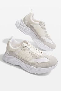 10 Spring trends to try – Meg McMillin / chunky sneakers