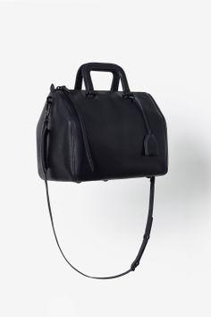Wednesday Medium Boston satchel #SS14