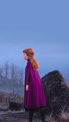 Walt Disney Princesses, Anna Disney, Disney Princess Frozen, Disney Princess Pictures, Frozen 2 Wallpaper, Cute Disney Wallpaper, Ana Frozen, Frozen Fan Art, Frozen Pictures