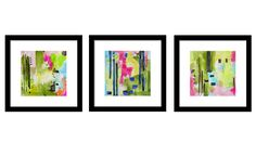 Limezinnias Design  https://www.etsy.com/listing/478807447/watercolor-abstract-art-print-set