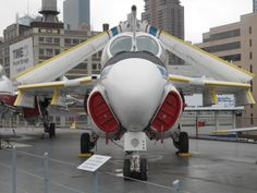 A-6 INTRUDER. Luis MC Intrepid Museum, Ea, Fighter Jets, Aircraft, Aviation, Planes, Airplane, Airplanes, Plane