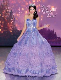 Rapunzel Disney Royal Ball  Dress.  #DressesByRusso