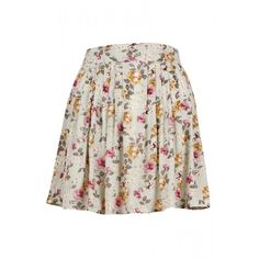 Mint Floral Print Pleated Skirt ($11) ❤ liked on Polyvore featuring skirts, bottoms, floral skirt, mint green skirts, floral printed skirt, floral pleated skirt and cotton knee length skirt