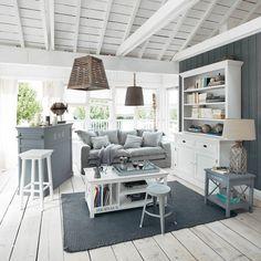 Атлантические вдохновения от Maisons du Monde   Bedrooms, Beach and ...