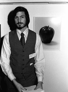 Steve Jobs 1977 #apple #stevejobs