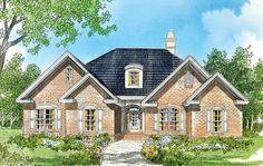 The Oglethorpe House Plan