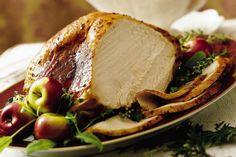 Moist Oven Roasted Turkey Breast