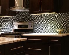 Black Cabinets With White Countertops — New Home Designs : Amazing ...
