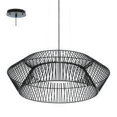 Eglo PIASTRE 94202 Závěsné svítidlo LED | svetlo-svitidla-osvetleni.cz