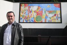 Doin produz painel cerâmico para prédio em Joinville - Notícias do Dia Online