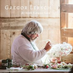 @gregorlersch is coming to @hopeflowerfarm this Sept 1-4. Our farm is in Waterford Virginia and we would love to have you!! Gregor will be…