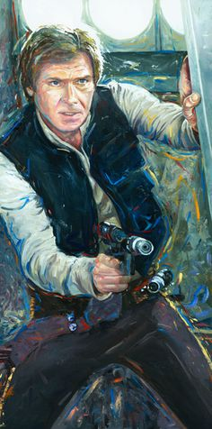 Han  by William Silvers