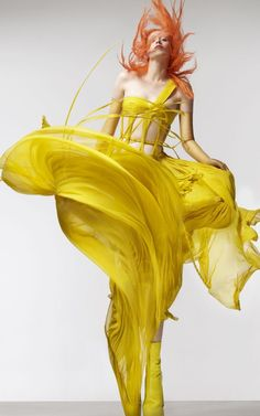 Fashion Photography Karen Elson BY Nick Knight