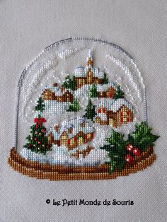 Thrilling Designing Your Own Cross Stitch Embroidery Patterns Ideas. Exhilarating Designing Your Own Cross Stitch Embroidery Patterns Ideas. Embroidery Flowers Pattern, Learn Embroidery, Cross Stitch Embroidery, Hand Embroidery, Xmas Cross Stitch, Cross Stitching, Cross Stitch Designs, Cross Stitch Patterns, Christmas Embroidery