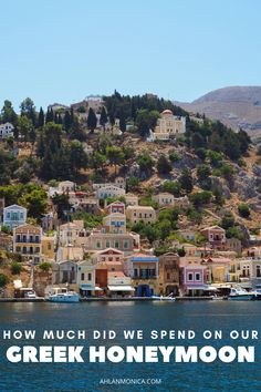 A breakdown of much we spent on our 9-day honeymoon in Greece, travelling to Athens, Paros and Santorini. Paros, Greek Islands, Santorini, Athens, All Over The World, Egypt, Travelling, Greece
