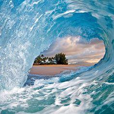 "31.5k Likes, 126 Comments - Clark Little (@clarklittle) on Instagram: "" ""Blue Ice"" available @clarklittlegallery in Haleiwa and clarklittle.com #shorebreak #hawaii…"""