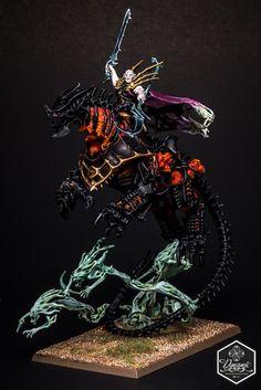 Mannfred Von Carstein,Mortarch of Night