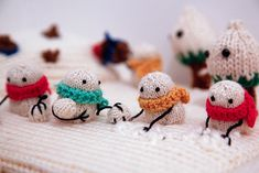 20 Unbelievably Tiny Knitted And CrochetedThings Warning: Your whole entire heart is about to explode. Sorry.