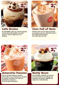 Daily-in koffie specials