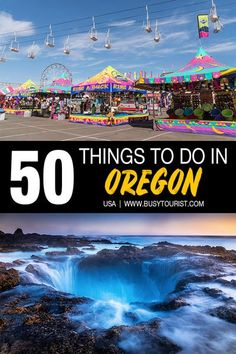 Wondering what to do in Oregon? This travel guide will show you the top attractions, best activities, places to visit & fun things to do in Oregon. Start planning your itinerary & bucket list now! #oregon #oregontravel #traveloregon #oregonvacation #usatravel #usatrip #usaroadtrip #travelusa #travelunitedstates #ustravel #ustraveldestinations #americatravel #vacationusa Oregon Vacation, Oregon Travel, Travel Usa, Michigan Travel, Arizona Travel, Italy Vacation, Canada Travel, Us Travel Destinations, Road Trip Usa