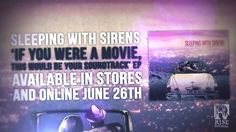 Sleeping With Sirens - James Dean & Audrey Hepburn (Acoustic EP out June Pre-Order/Enter Contest: sleepingwithsiren. Her Music, Music Love, Music Is Life, Love Songs, Good Music, All That I Need, My Love, Sleeping With Sirens, Kellin Quinn