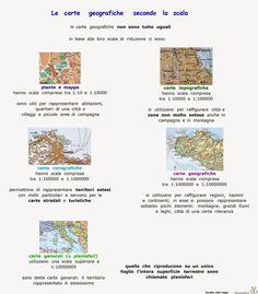 Mappe per studiare - scuola primaria e secondaria di primo grado