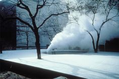 Olafur Eliasson, Your natural denudation inverted, 1999, . Installation - Carnegie Museum of Art, Pittsburgh, PA.